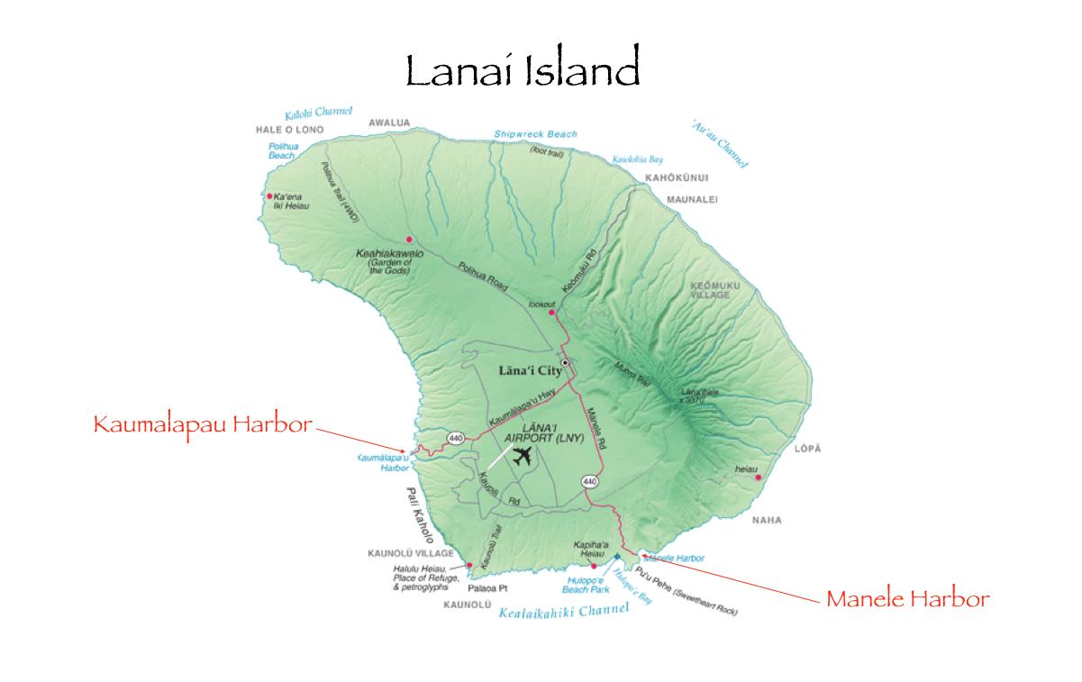 Google Map of kona